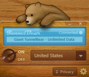 TunnelBear VPN Test