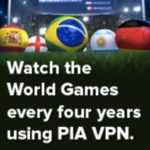 Private Internet Access VPN zur Fußball-WM