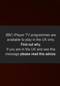 BBC iPlayer mit VPN schauen