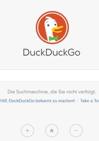 DuckDuckGo gesperrt - VPN für China