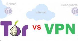 Tor vs. VPN
